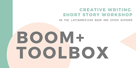 Boom+ Toolbox Creative Writing Workshop tickets