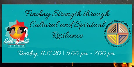 Finding Strength through Cultural and Spiritual Resilience tickets