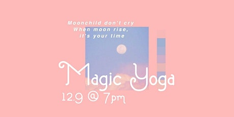 Magic Yoga tickets
