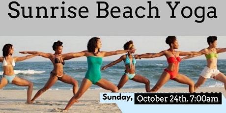Beach Sunrise Yoga tickets
