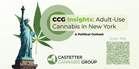 Adult-use Cannabis in New York: A Political Outlook tickets