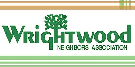 10/28/20 WNA Community Meeting tickets