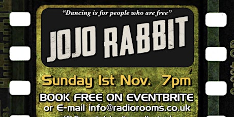 Sound & Vision Film Night: Jojo Rabbit