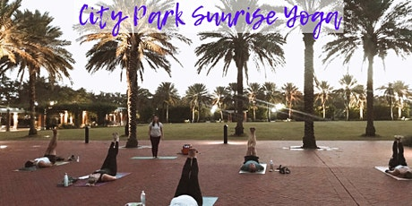 City Park Sunrise Yoga tickets