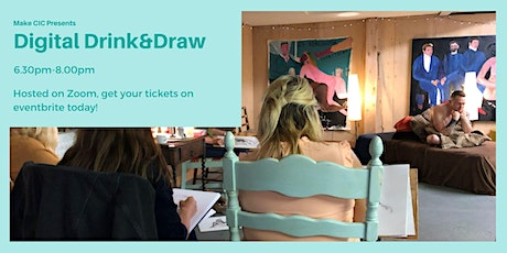 Digital Drink and Draw tickets