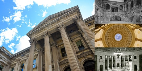 'The Courthouses of NYC: Where Law, Beauty, and Scandals Collide' Webinar tickets