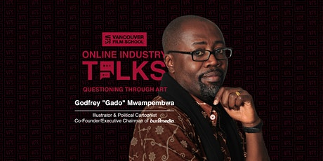 VFS Online Industry Talks: Gado tickets