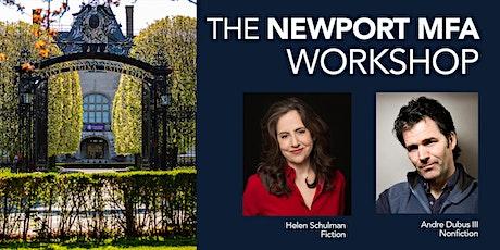 The Newport MFA Workshop tickets