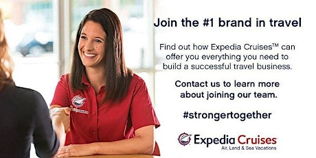 Virtual Career Info Session with Expedia Cruises, Orlando SC tickets