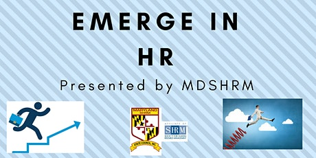 Emerge in HR Virtual Conference tickets