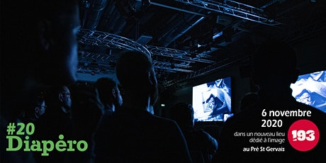 Diapéro 20 # à Paris: des conseils pour bien réussir son diaporama sonore billets