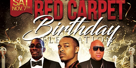 Kevin & Yellow's Red Carpet Birthday Celebration tickets