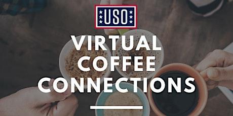Military Spouse Programs: Virtual Coffee Connection - Illinois tickets