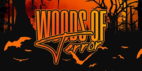 WOODS OF TERROR TAKEOVER  : GHOE EDITION tickets