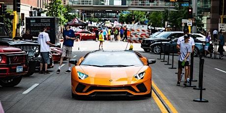 Minneapolis Mile Car Show 2021 tickets