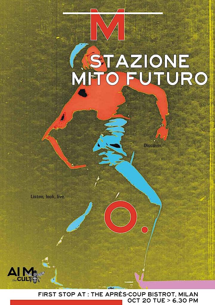 Immagine STAZIONE MITO FUTURO - Simposio Itinerante - Prima Fermata