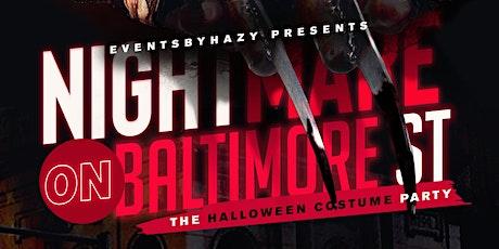 Nightmare On Baltimore Street tickets