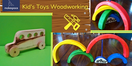 Kid's Toys Woodworking