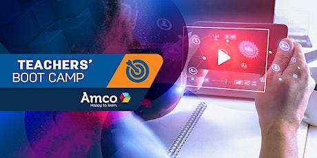 Amco Teachers' Boot Camp Online - November, 2020 | MÉXICO boletos