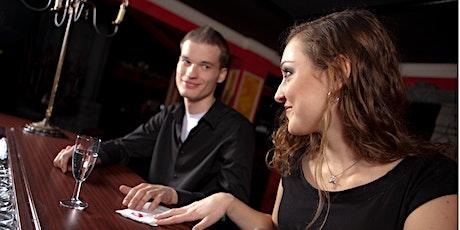 Citas rápidas con juego para encontrar pareja (25-35años) tickets
