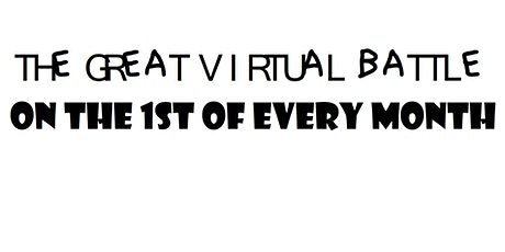 The Great Virtual Battle tickets