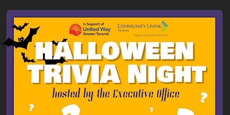 United Way Halloween Trivia Night tickets