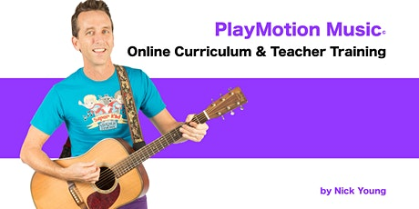 FREE Preschool Music and Movement Teacher Training Workshop tickets
