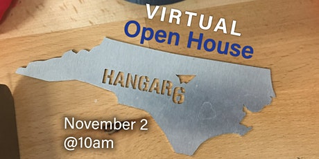 Hangar6 Virtual Open House - New Facility, New Look! Tickets