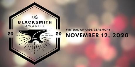 2020 Blacksmith Awards *Virtual* Ceremony tickets