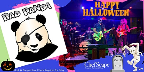 Bad Panda Live on Halloween tickets