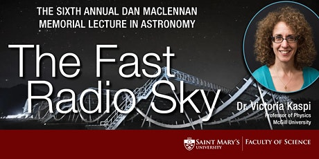2020 Dan MacLennan Memorial Lecture in Astronomy tickets