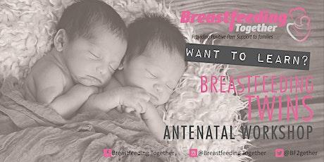 Breastfeeding Twins Antenatal Workshop tickets