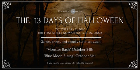 13 Days of Halloween tickets