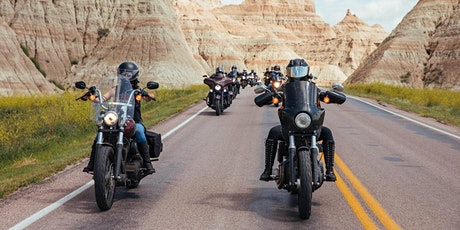 Ride Wild Presents the Wild Gypsy Tour at the Sturgis Buffalo Chip (2021) tickets