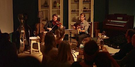 Marian & Mattia, Live in Concert | Soviet Tango, Gypsy Songs & Jazz bilhetes