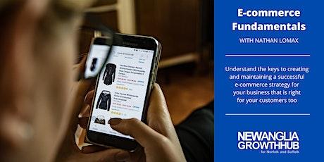 E-commerce  Fundamentals - Understanding the keys to e-commerce