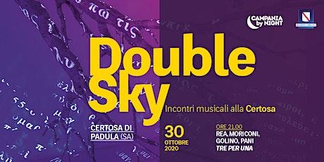 Double Sky | Tre per Una, Omaggio a Mina biglietti