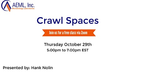 AEML Inc  Presents Crawl Spaces with Hank Nolin tickets