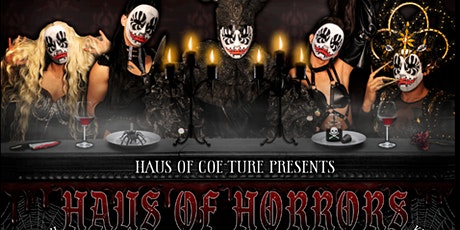 Haus of Horrors Halloween Drag Show - 8pm tickets