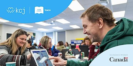 Online Teacher Training: Explore Scratch in the classroom tickets