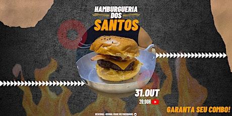 Hamburgueria dos Santos billets
