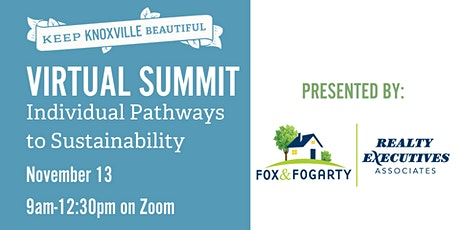 2020 KKB Summit: Individual Pathways to Sustainability tickets