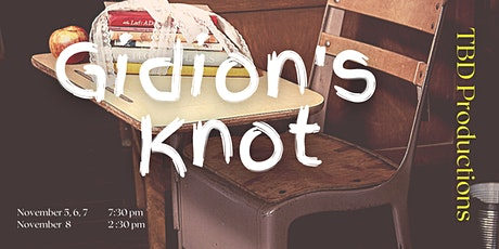 Gidion's Knot tickets