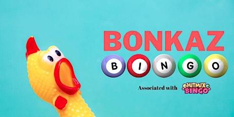 Bonkaz Bingo tickets