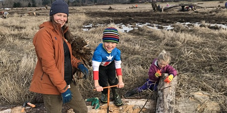 Steigerwald Lake National Wildlife Refuge Volunteer Planting tickets
