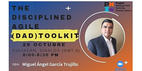 Webinar Disciplined Agile Delivery (DAD toolkit) tickets