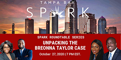 Spark Roundtable: Unpacking The Breonna Taylor Case tickets