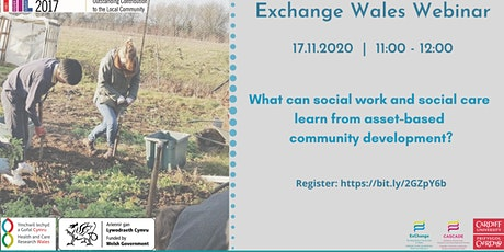 What can social work  learn from asset-based community development? tickets