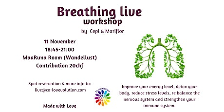 Breathing Live
