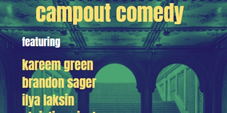 Campout Comedy Show tickets